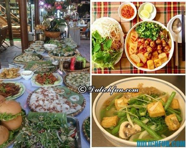 Địa chỉ quán ăn, nhà hàng ngon, rẻ, nổi tiếng ở Quảng Ngãi: Ăn ở đâu ngon khi đi du lịch Quảng Ngãi