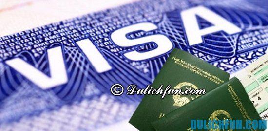 Kinh nghiệm du lịch Dubai. Thủ tục xin Visa du lịch Dubai như thế nào? Hướng dẫn cách làm Visa du lịch Dubai