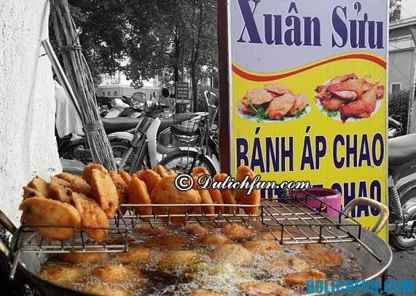ĐỊa chỉ ăn uống ngon rẻ ở Lạng Sơn. Đặc sản nổi tiếng Lạng Sơn