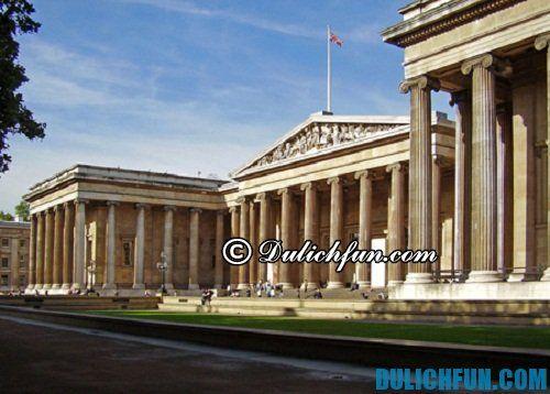 Tư vấn tour du lịch Athens giá rẻ: Tổng hợp những địa điểm du lịch hấp dẫn ở Athens: Bảo tàng cổ ở Athens