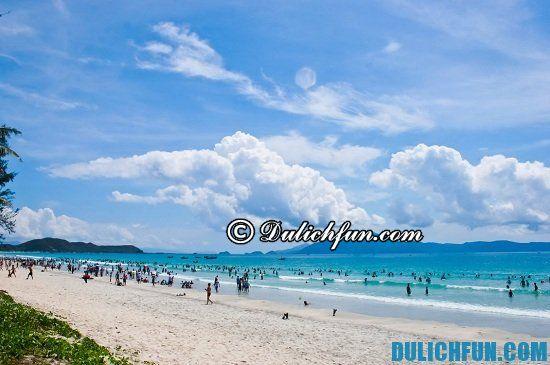 Đi đâu khi du lịch Hà Tĩnh?, Biển Thiên Cầm, địa điểm tham quan, du lịch nổi tiếng ở Hà Tĩnh