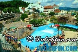 Top công viên giải trí hàng đầu Hàn Quốc: Lotte, Everland