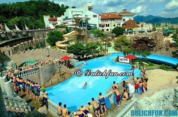 Top công viên giải trí hàng đầu Hàn Quốc: Lotte, Everland: Hàn Quốc có công viên giải trí nào đẹp, nhiều trò chơi mạo hiểm, thú vị
