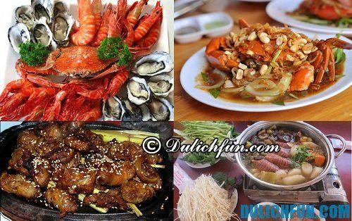 Hướng dẫn du lịch Thiên Cầm chi tiết: tổng hợp những món ăn ngon ở biển Thiên Cầm