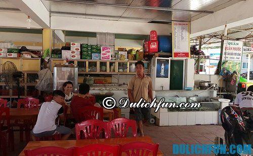 Tư vấn lịch trình du lịch biển Thiên Cầm tự túc, giá rẻ: địa chỉ ăn ngon ở Thiên Cầm