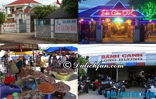 Tổng hợp những địa điểm ăn uống ở Long Hải ngon, bổ, rẻ: Hướng dẫn du lịch biển Long Hải chi tiết