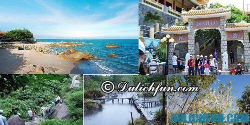 Lịch trình du lịch Long Hải chi tiết, đầy đủ: những địa điểm du lịch nổi tiếng ở Long Hải