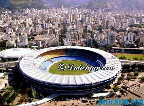 Tư vấn lịch trình du lịch Rio De Janeiro: Nên đi chơi ở đâu khi đến Rio De Janeiro du lịch