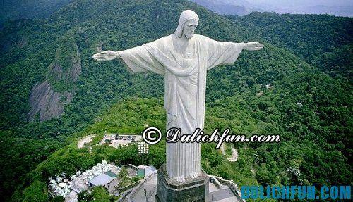 Kinh nghiệm du lịch Rio de Janeiro chi tiết đầy đủ: địa điểm du lịch hấp dẫn ở Rio de Janeiro