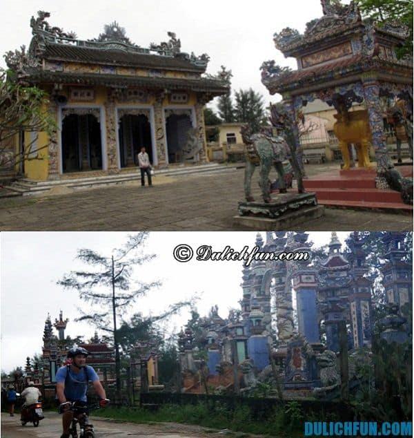 Điểm du lịch thú vị không thể bỏ qua ở Phá Tam Giang. Hướng dẫn du lịch Phá Tam Giang