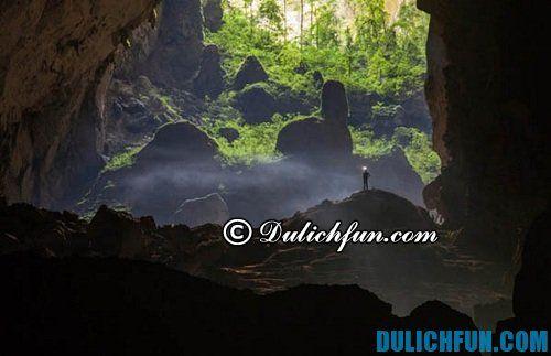 Du lịch hang Sơn Đoòng thời điểm đẹp nhất trong năm: Kinh nghiệm khám phá vẻ đẹp hang Sơn Đoòng