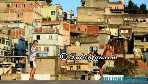 Những lưu ý chung khi du lịch Rio de Janeiro: Tour du lịch Rio De Janeiro giá rẻ