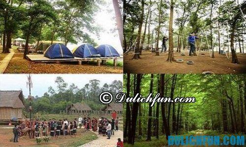 Những địa điểm du lịch hot nhất, hấp dẫn cho dịp nghỉ lễ 2-9 gần Hà Nội