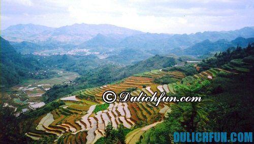 Những hoạt động du lịch hấp dẫn ở Si Ma Cai: Cảnh sắc thiên nhiên tươi đẹp ở Si Ma Cai