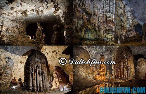 Du lịch khám phá hang Sơn Đoòng: Tham quan những nhũ đá tuyệt vời ở Sơn Đoòng