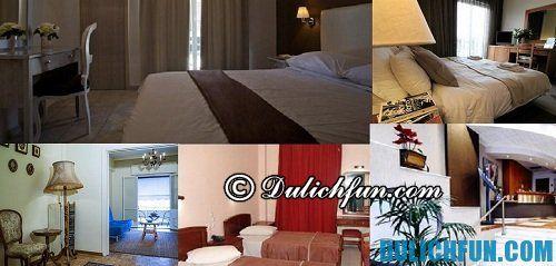 Tổng hợp những khách sạn ở Athens chất lượng, giá rẻ, view đẹp: Nên ở đâu khi đến Athens du lịch?