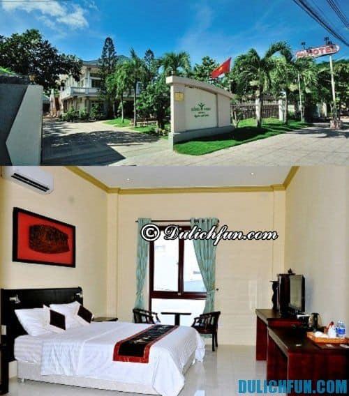 Tổng hợp kinh nghiệm du lịch Tràm Chim: khách sạn, nhà nghỉ ở Tràm Chim