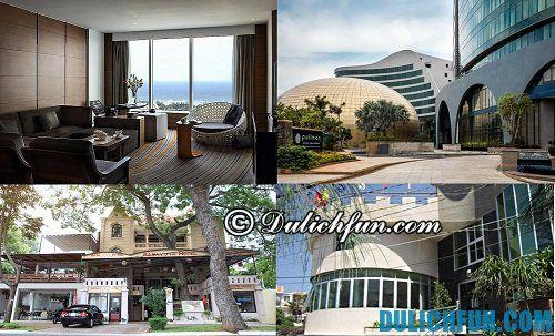 Hướng dẫn du lịch Hồ Mây, Vũng Tàu giá rẻ, chất lượng: Du lịch Hồ Mây nên ở khách sạn nào?
