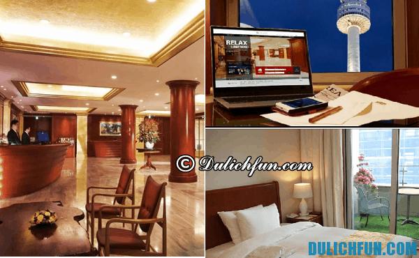 Khách sạn tốt, giá rẻ ở Seoul, Hàn Quốc. Du lịch Seoul nên ở khách sạn nào?