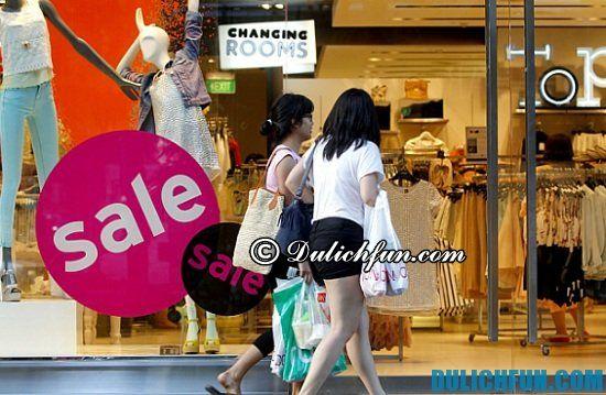 Làm thế nào để mua được hàng giá rẻ khi du lịch Singapore? Chia sẻ kinh nghiệm mua sắm giá rẻ ở Singapore