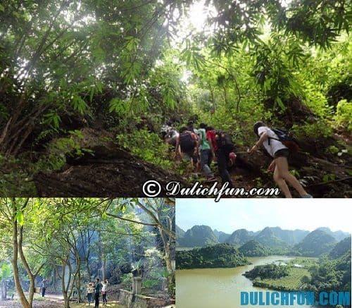 Lịch trình tham quan khám phá hồ Quan Sơn: Những địa điểm du lịch hấp dẫn, nổi tiếng ở hồ Quan Sơn