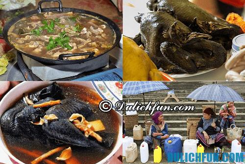 """Lịch trình tham quan du lịch Si Ma Cai"""" Những món ăn đặc sản ở Si Ma Cai ngon, hấp dẫn"""