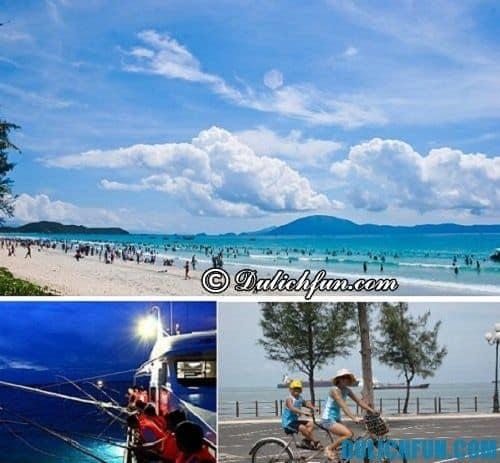 Kinh nghiệm du lịch biển Thiên Cầm: hoạt động du lịch ở biển Thiên Cầm hấp dẫn nhất