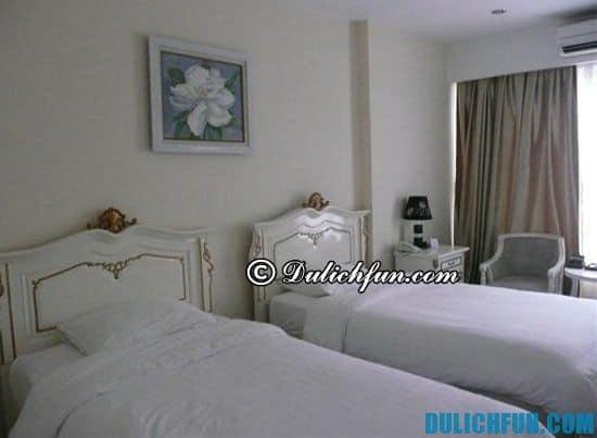 Nên ở đâu khi du lịch Hà Tĩnh? Nhà nghỉ, khách sạn đẹp, giá rẻ ở Hà Tĩnh