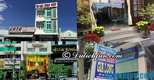 Tour du lịch Long Hải: nhà nghỉ, khách sạn ở Long Hải bình dân, giá rẻ