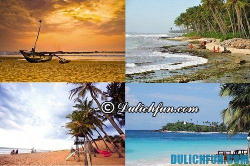 Hướng dẫn du lịch Sri Lanka chi tiết, đầy đủ: những địa điểm vui chơi, du lịch nổi tiếng ở Sri Lanka