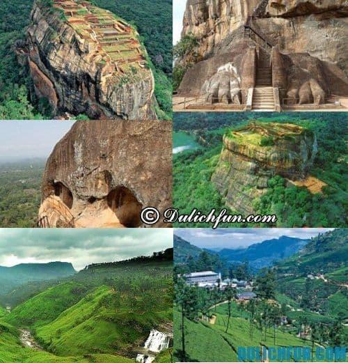 Kinh nghiệm du lịch Sri Lanka: những địa điểm du lịch hấp dẫn ở Sri Lanka
