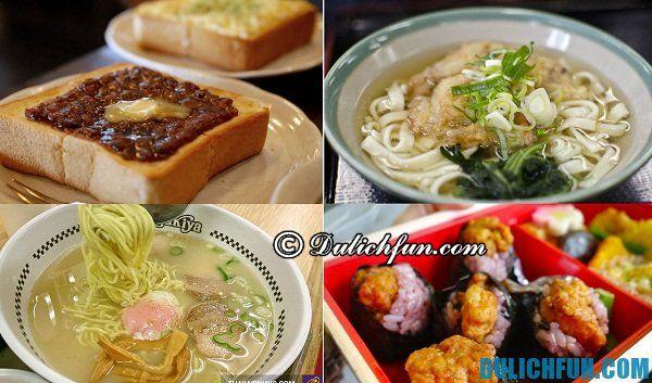 Ăn gì khi tới Nagoya? Đặc sản, món ngon nổi tiếng ở Nagoya. Kinh nghiệm du lịch Nagoya