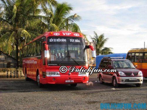 Kinh nghiệm du lịch Dốc Lết giá rẻ: phương tiện di chuyển tới Dốc Lết