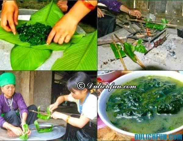 Ẩm thực Lai Châu nổi tiếng món gì? Những đặc sản Lai Châu không nên bỏ lỡ