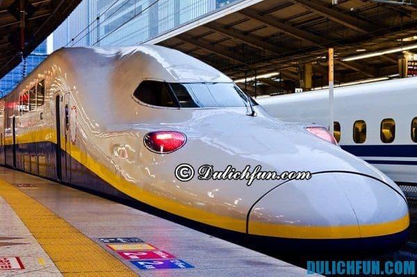Cách di chuyển từ Tokyo tới Hokkaido. Kinh nghiệm du lịch Hokkaido tiết kiệm