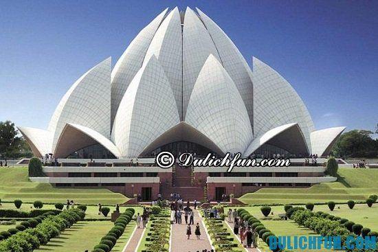 Nên đi du lịch New Delhi vào thời điểm nào? Thời gian thích hợp nhất nên du lịch New Delhi