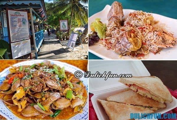 Ăn uống gì khi tới Tioman? Kinh nghiệm và tour du lịch Tioman tự túc, giá rẻ