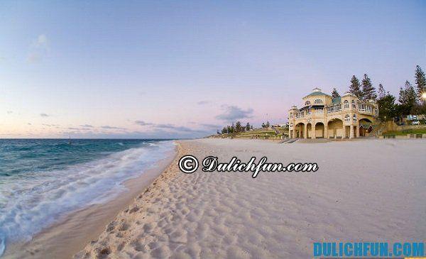 Scarborough điểm du lịch nổi tiếng thú vị ở Perth, những địa điểm du lịch đẹp nổi tiếng ở Perth. Du lịch thành phố Perth chơi ở đâu