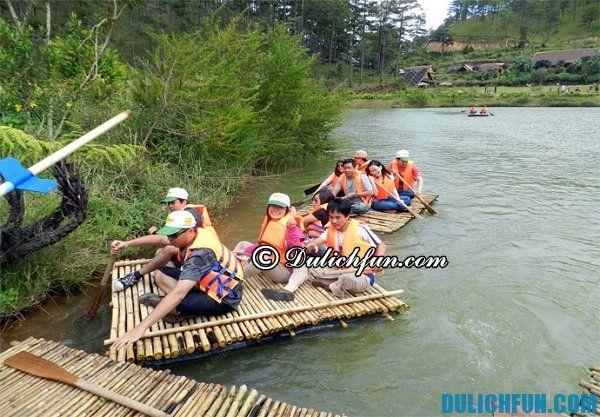 Tour du lịch làng Cù Lần giá rẻ: Các hoạt động vui chơi, giải trí ở Làng Cù Lần