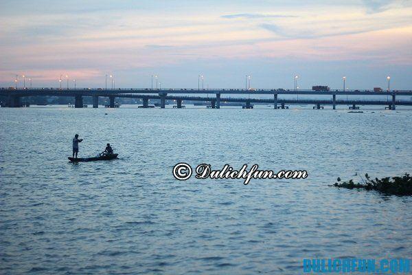 Cầu Hóa An Biên Hòa, địa điểm du lịch vui chơi nổi tiếng ở Biên Hòa: Nơi tham quan ngắm cảnh và chụp ảnh đẹp ở Biên Hòa