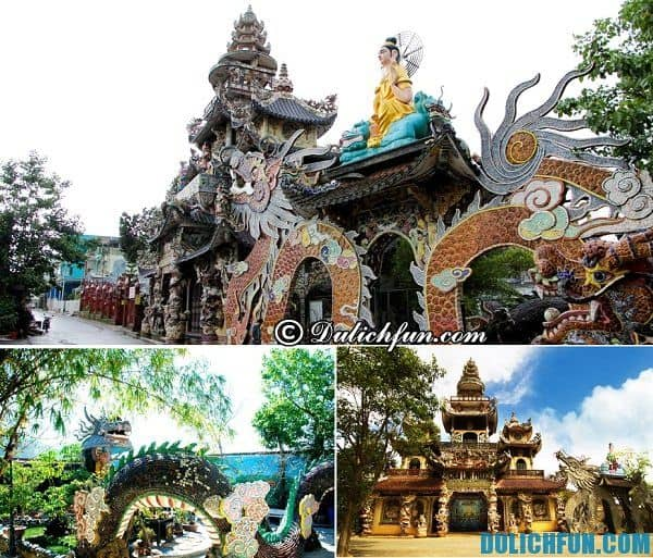 Những ngôi chùa thiêng nổi tiếng ở Đà Lạt cổ kính, tuyệt đẹp. Đà Lạt có những ngôi chùa linh thiêng nào?