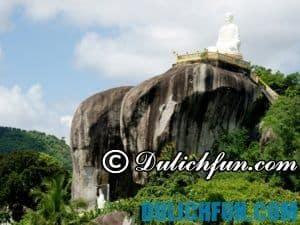 Đá Ba Chồng Biên Hòa Đồng Nai, địa điểm du lịch nổi tiếng thú vị ở Biên Hòa, Đồng Nai