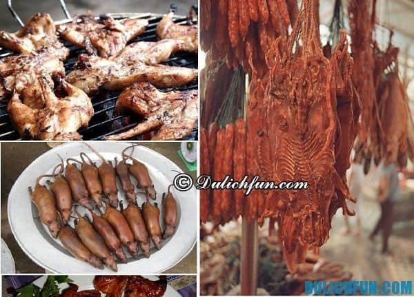 Những món ăn nổi tiếng, đặc sản Hoàng Su Phì. Cẩm nang, hướng dẫn phượt Hoàng Su Phì