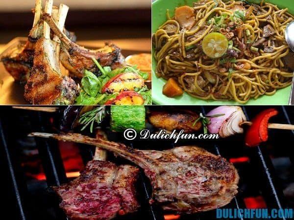 Các món ăn truyền thống ở Brunei - Đặc sản Brunei nổi tiếng. Du lịch Brunei nên ăn gì? Những món ngon Brunei, ẩm thực Bruinei