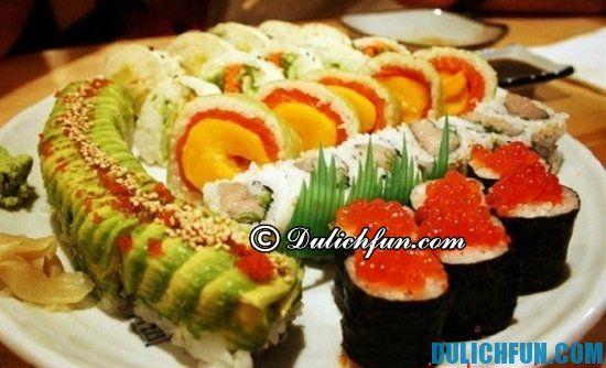 Nên ăn đồ Nhật ở đâu ngon, giá rẻ ở Hà Nội? Cùng khám phá các nhà hàng, quán ăn Nhật ngon, nổi tiếng ở Hà Nội