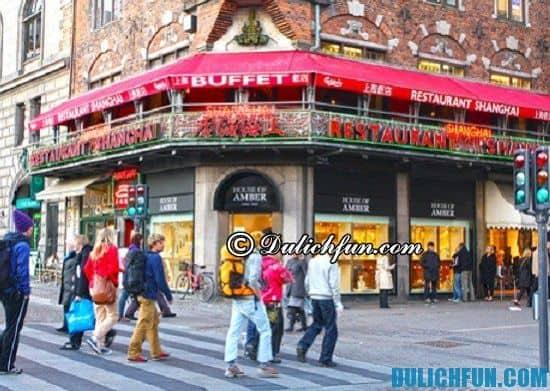 Khám phá các địa điểm mua sắm ở Copenhagen? Chia sẻ kinh nghiệm du lịch ở Copenhagen