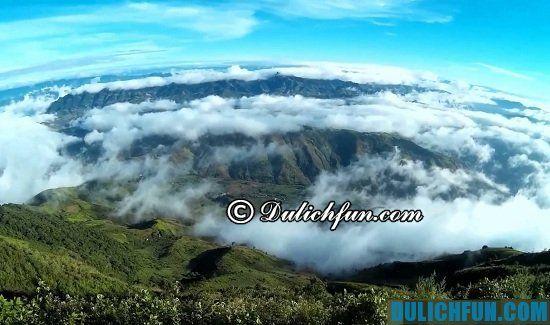 Tư vấn lịch trình khám phá, săn mây ở Tà Xùa: Du lịch Tà Xùa ngắm mây ở đâu đẹp nhất? Địa điểm ngắm mây đẹp nhất ở Tà Xùa