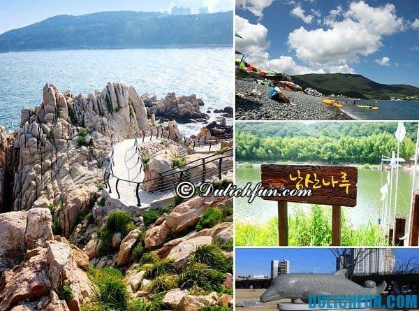 Tour du lịch Ulsan giá rẻ: Du lịch Ulsan, Hàn Quốc nên đi đâu? Những điểm tham quan đẹp ở Ulsan, Hàn Quốc