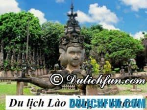 Kinh nghiệm du lịch Lào bằng xe khách tiết kiệm, thuận tiện
