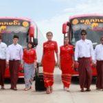 Du lịch Myanmar bằng xe bus